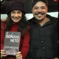 Tuna Dwek e Dionísio Neto