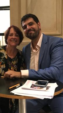 28.4.2018 Mariza Ramos e André Mehmari
